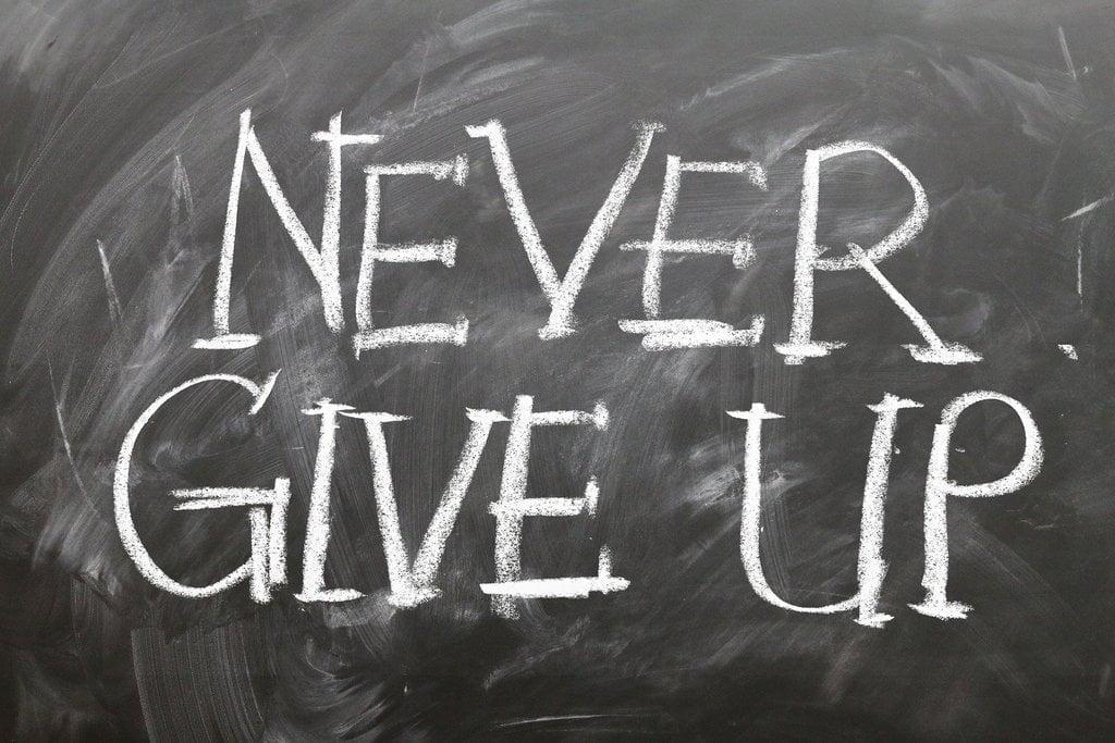 cultiver persévérance